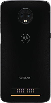 telefon 5g motorola-moto-z3-exclusive-black-back
