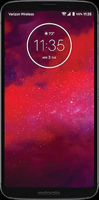 telefon 5g motorola-moto-z3-exclusive-black