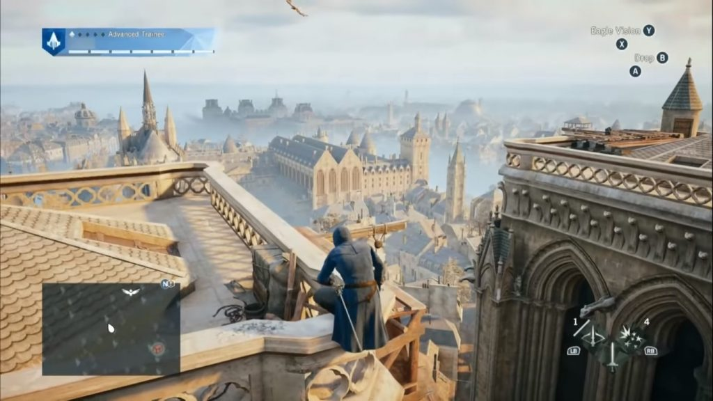 assassin's creed unity notre-dame-gadgetreport