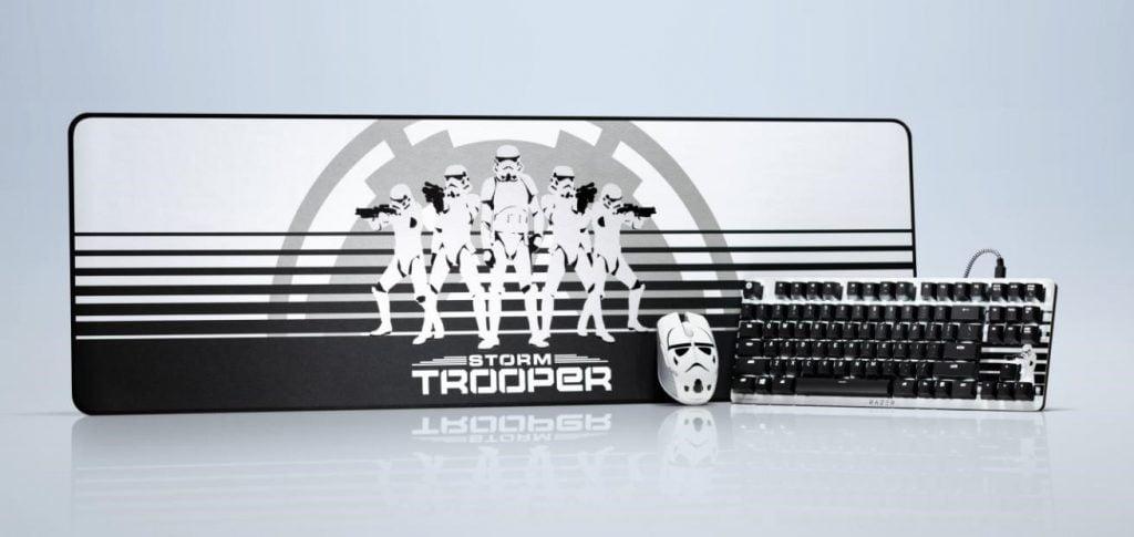 Razer anunță noi periferice în colaborare cu brandul Star Wars