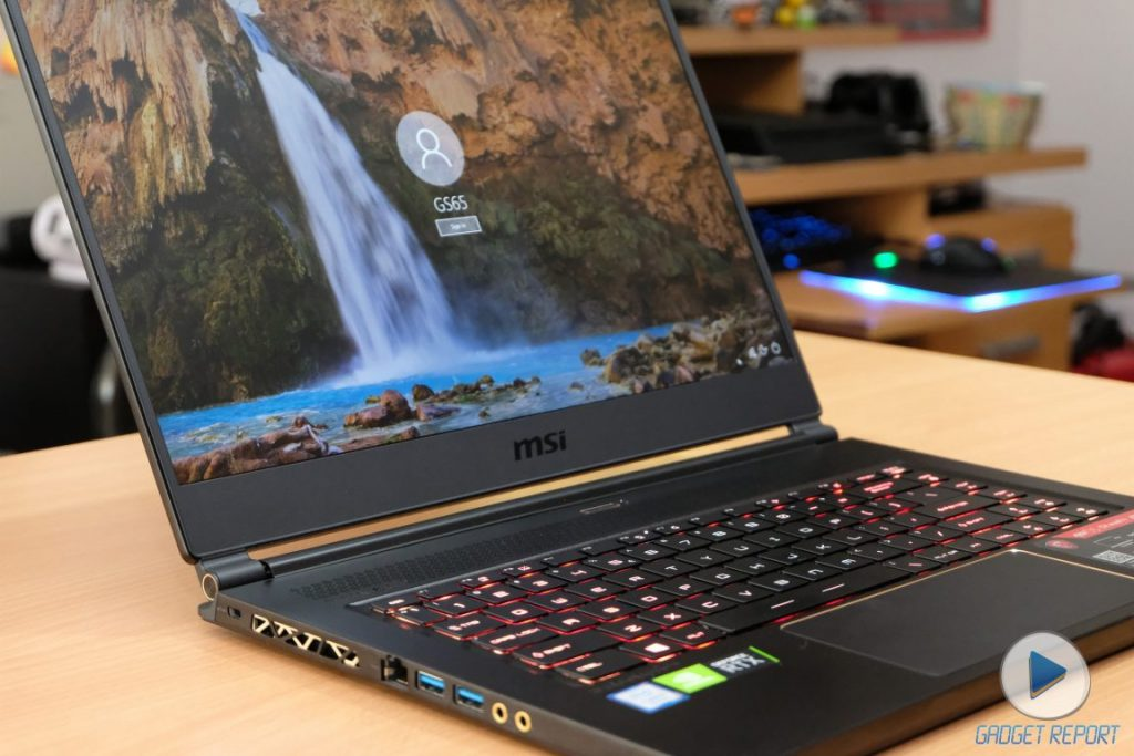 msi gs65 stelth 8sg 10