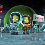 Expansiunea Breaking Ground pentru Kerbal Space Program, disponibilă pe PlayStation 4 și Xbox One