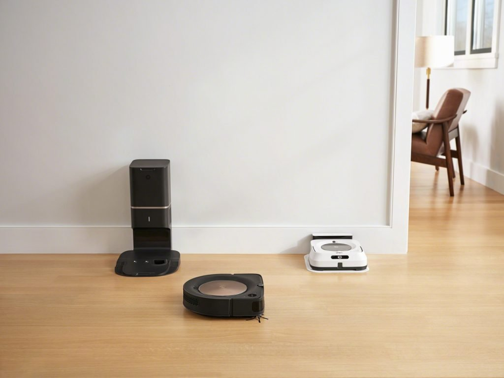 Roomba s9+ și Braava Jet m6 comunică între ei pentru o curățenie mai rapidă