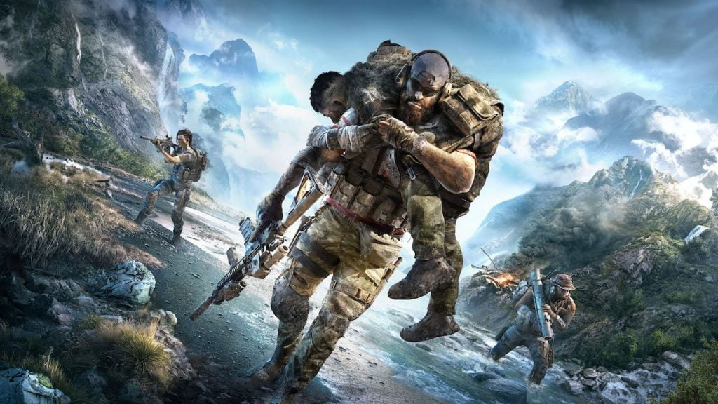 Tom Clancy's Ghost Recon Breakpoint, anunțat oficial