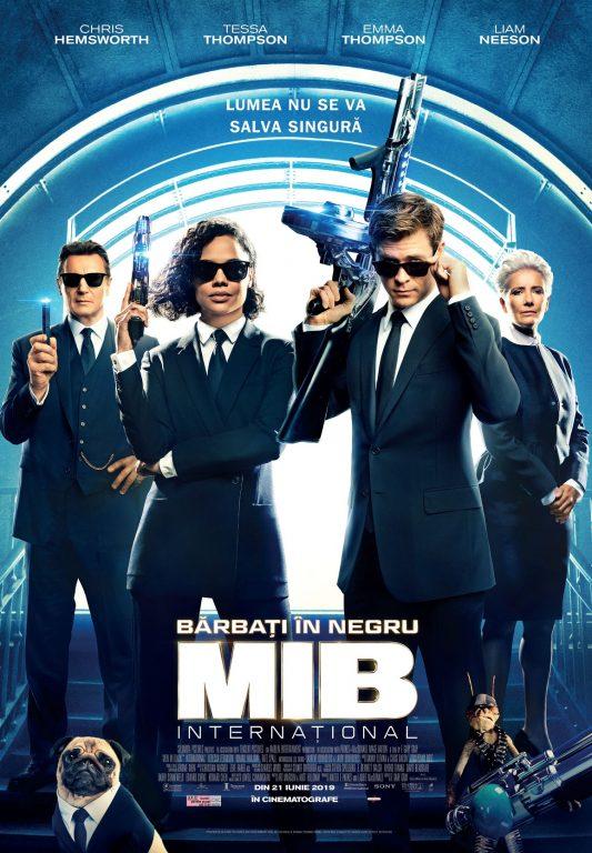 men in black MIB-International