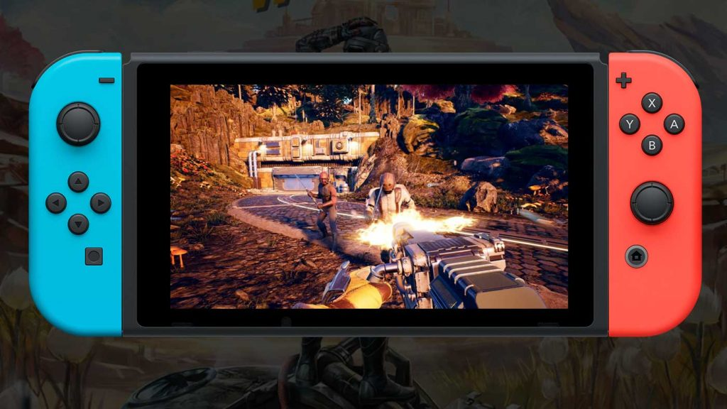 the outer worlds The-Outer-Worlds-Switch