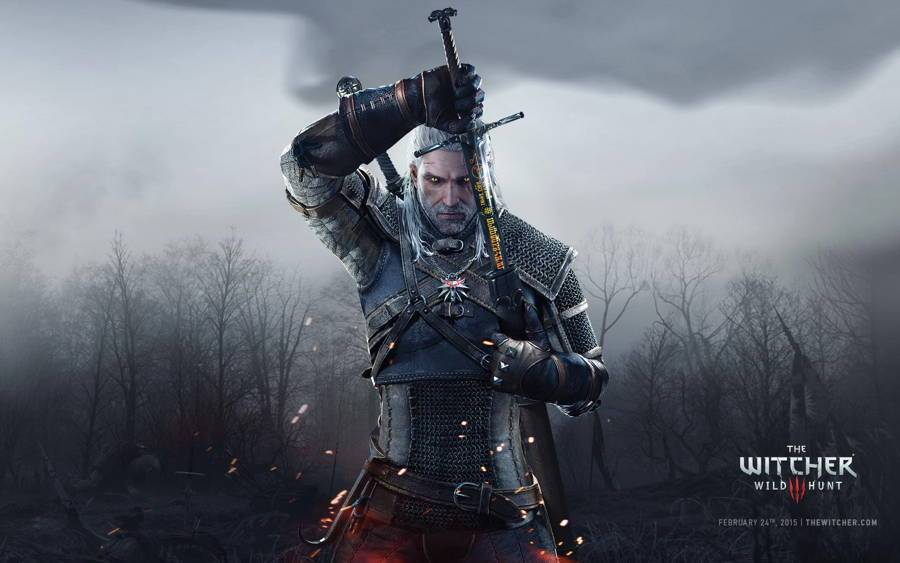 the witcher The-Witcher-3