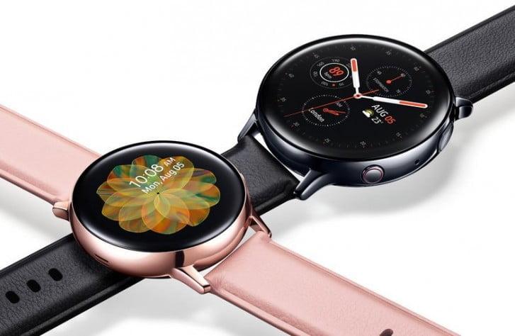 Samsung pregătește noua generație Galaxy Watch Active 2