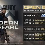 Concurs Call of Duty Modern Warfare & GadgetReport.ro. Câștigă coduri Beta Early Access