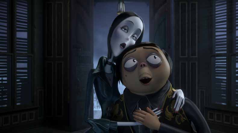the addams family 1-5