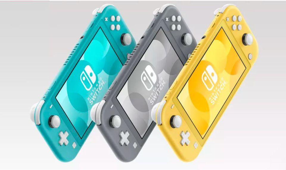 Nintendo Switch Lite. O consolă de jocuri ieftină și interesantă