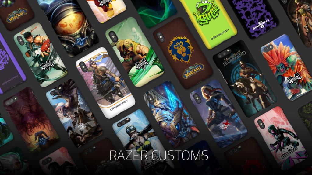 razer customs 123