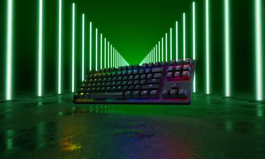 Razer lansează tastatura de gaming Hunstman Tournament Edition