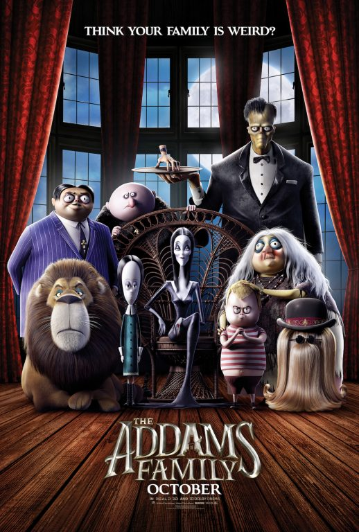 the addams family 4-1