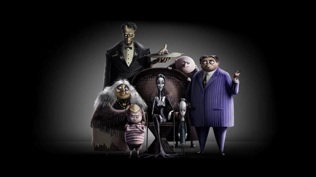 the addams family 5-1