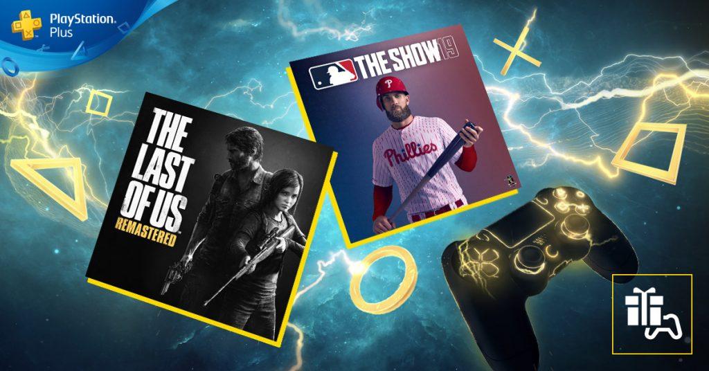 The Last Of Us RemasteredșiMLB The Show 19, în octombrie pe PlayStation Plus
