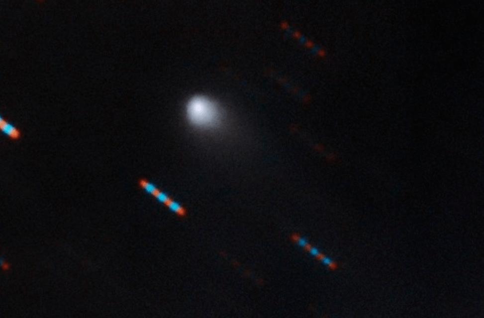 C/2019 Q4 (Borisov). Noi imagini cu obiectul misterios care tranzitează sistemul solar