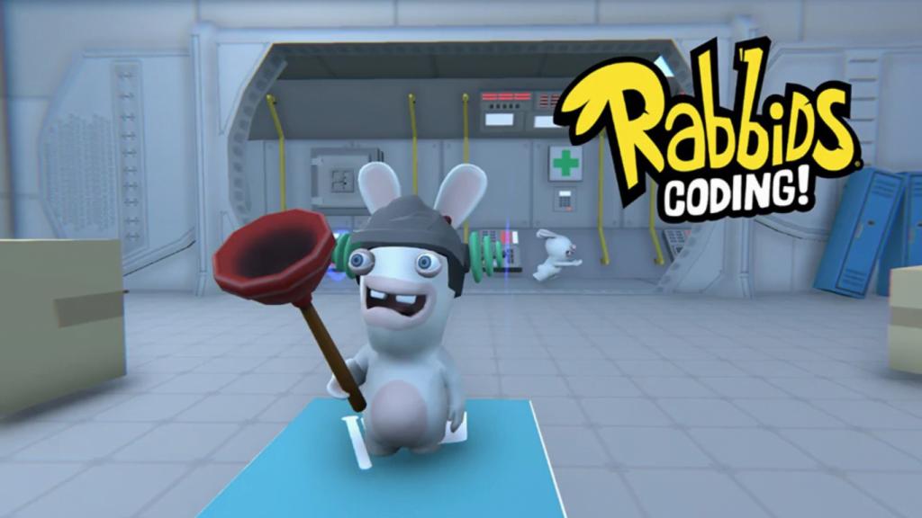 Rabbids Coding, un joc gratuit dedicat copiilor ce doresc să învețe programare