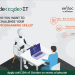 EESTEC LC Bucharest: The perfect event for you – DecodeIT