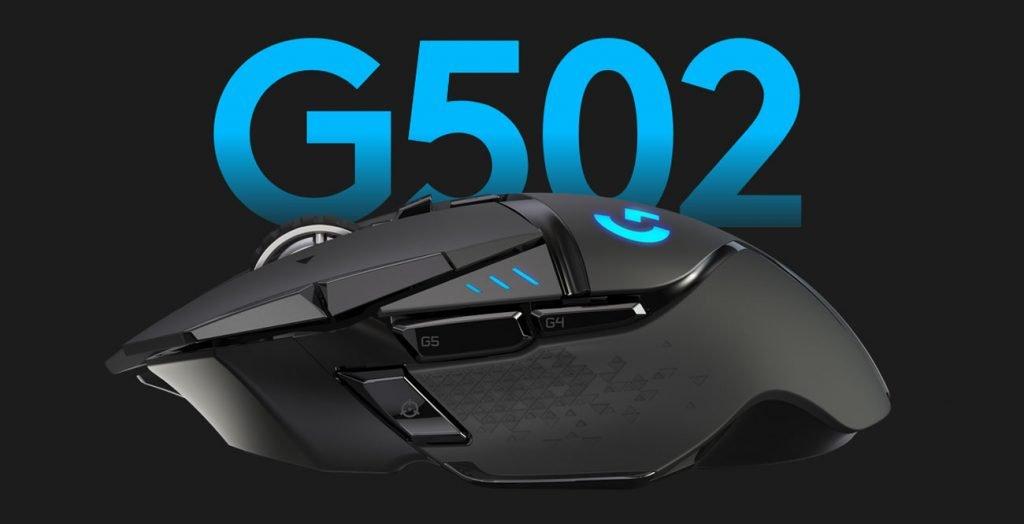 logitech Logitech-G502-Lightspeed-prezencja