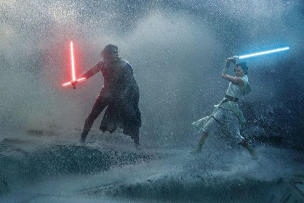 Star Wars: The Rise of Skywalker. Cel mai spectaculos film din istorie?