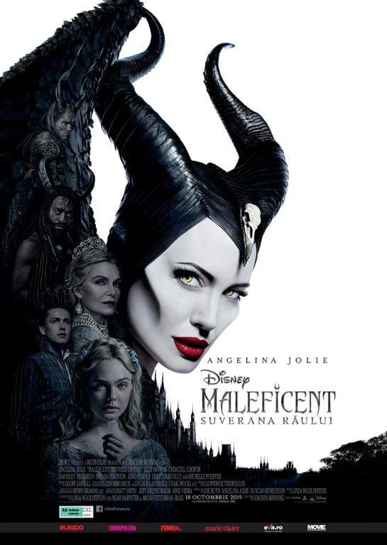 maleficent: mistress of evil afis-MALEFICENT-1024x1443