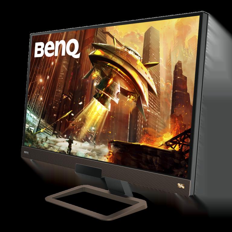 BenQ EX2780Q, un nou monitor de gaming