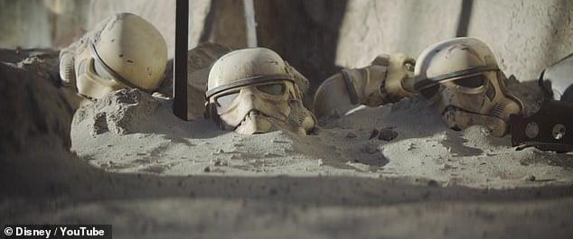 Noul trailer video Star Wars The Mandalorian, viral pe internet
