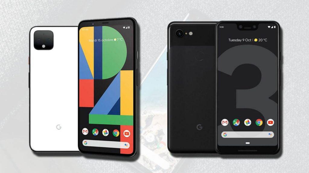 Pixel 4 și Pixel 4XL. Noile flagship-uri Google, din 24 octombrie