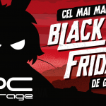 PC Garage dă startul la cel mai mare Black Friday de gaming