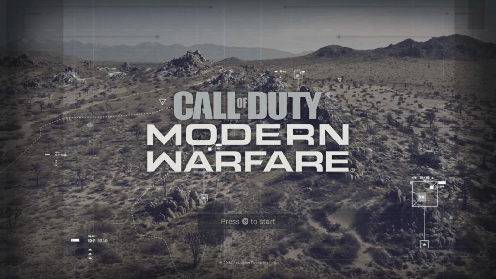 Review Call of Duty Modern Warfare. Un adevărat hit, un joc de referință în gaming