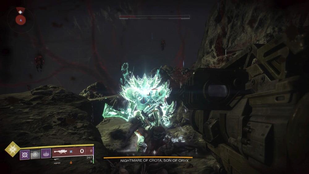 destiny 2: shadowkeep Destinyt33