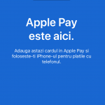 Aplicația de mobile banking George ajunge în Apple Pay