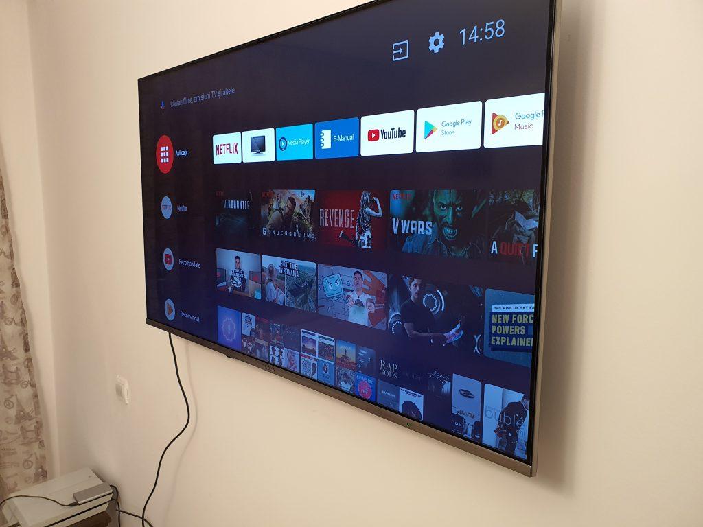 Review Tesla 49S903SUS. Un televizor UHD 4K excelent, cu un raport preț-calitate foarte bun