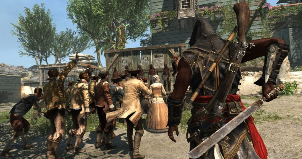 assassin's creed the rebel collection 495115de8ddfd1ee944