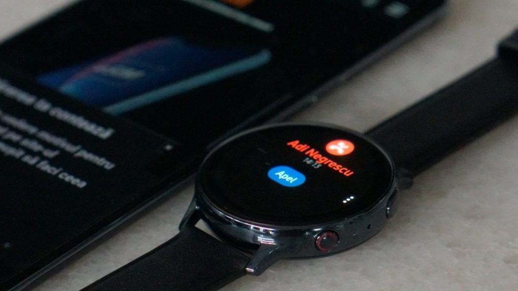 Review GadgetReport.ro. Samsung Galaxy Watch Active 2 LTE, ceasul all inclusive