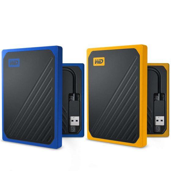 Western Digital My Passport Go: un SSD portabil de până la 2 TB