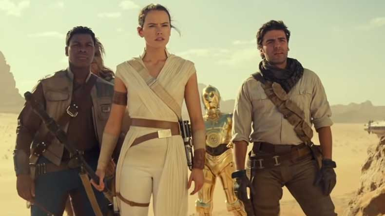 De ce să NU descărcați Star Wars:The rise of Skywalker de pe torenți