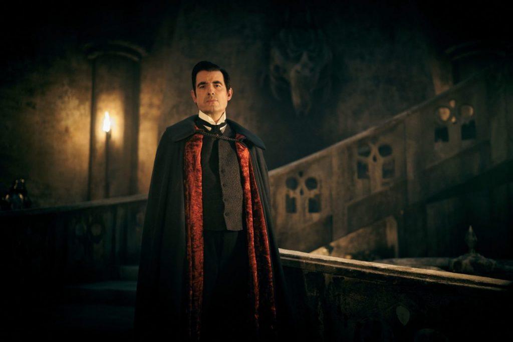 Netflix lansează primul trailer din noul serial Dracula