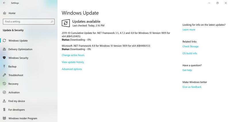 cum actualizezi rapid windows 10 windowsupdate13