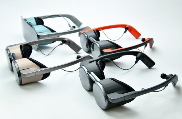 Panasonic VR UHD. Primii ochelaricu redare HDR