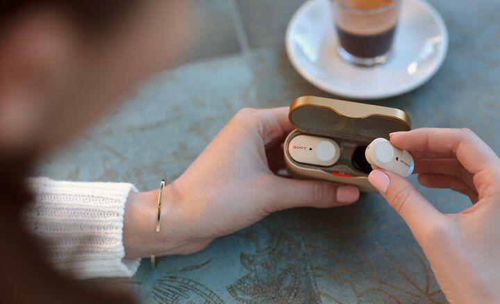 Sony WF-1000XM3, cele mai bune căști wireless de pe piață?