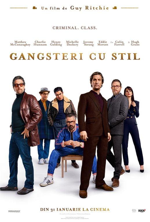 The Gangster (Gangsteri cu Stil)