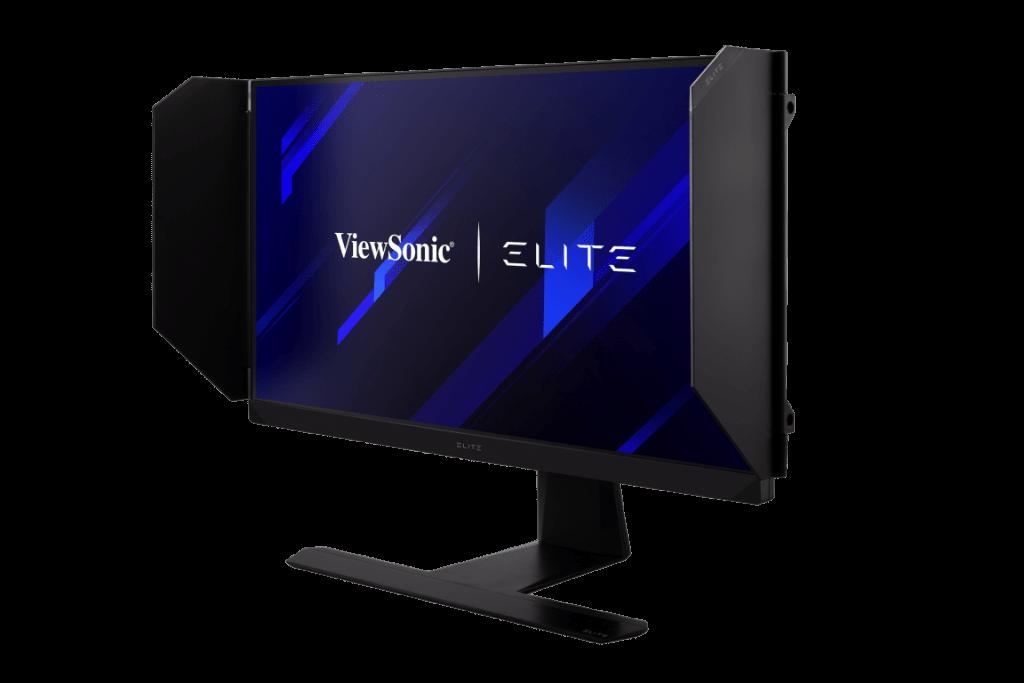 ViewSonic Elite XG550, XG270QC și XG270. Noi monitoare de gaming