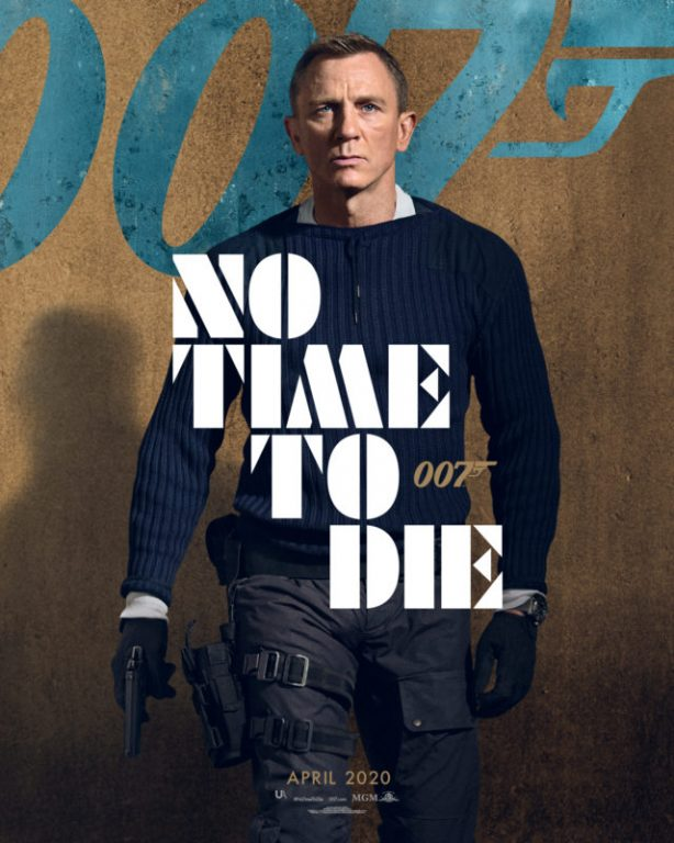 No Time To Die. Noi informații despre noul film cu James Bond