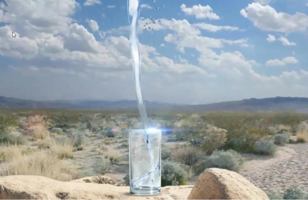 Watergen Genny. Invenția israeliană care transformă aerul în apă