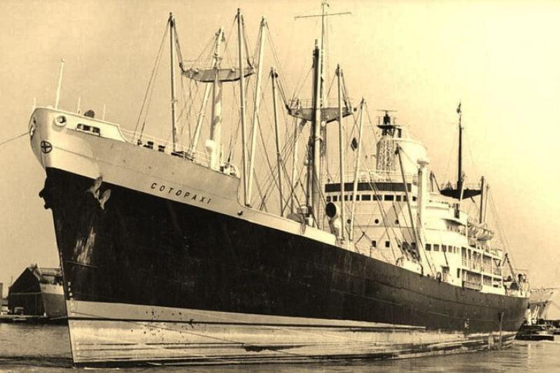 Triunghiul Bermudelor. Nava SS Cotopaxi, descoperită după aproape 100 de ani