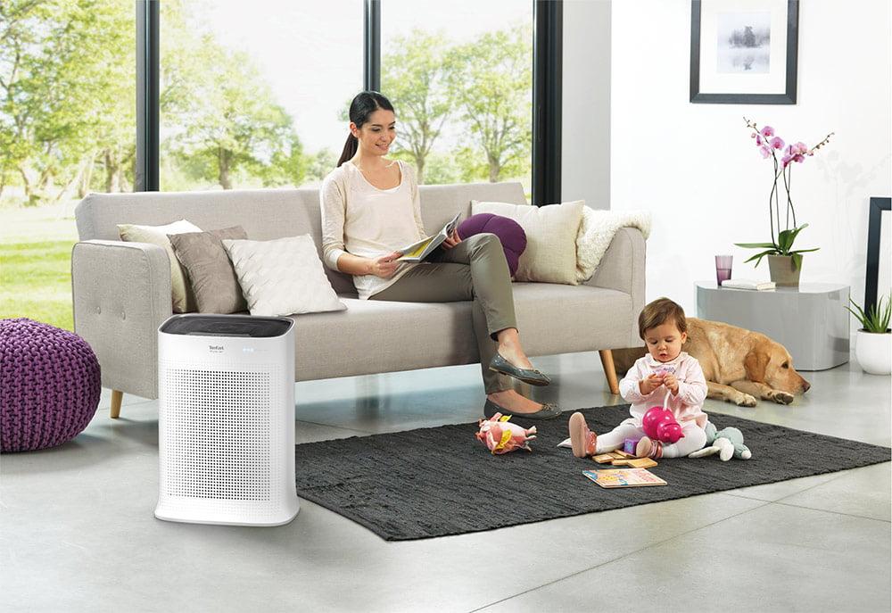 Patru purificatoare de aer pentru apartament, la un preț foarte bun