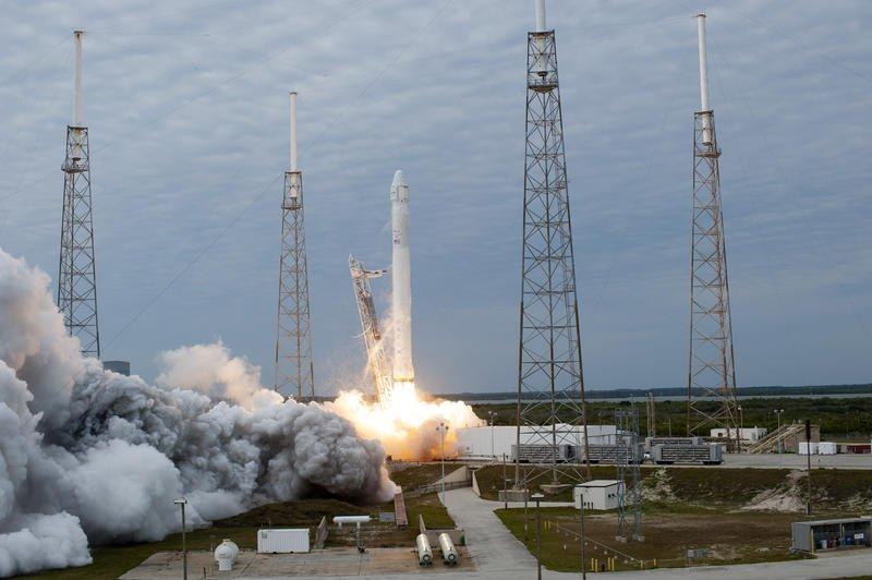 SpaceX, ultimul pas înainte de trimiterea unui echipaj NASA în spațiu