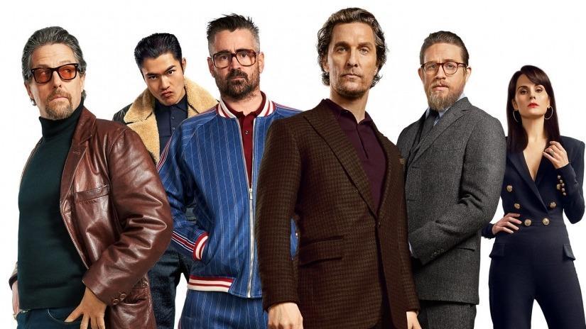 the gentlemen the-gentlemen